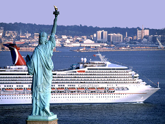 Bermuda Cruises From New York