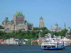 Cruises From Quebec City