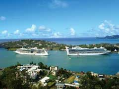 Cruises To St Lucia
