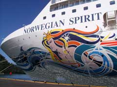 Norwegian Cruise Line Spirit