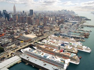 New York Cruise Port