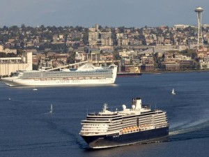 Seattle Cruise Port